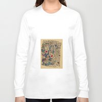 medieval Long Sleeve T-shirts featuring - medieval - by Magdalla Del Fresto
