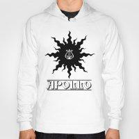 apollo Hoodies featuring Apollo by anto harjo