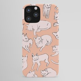 Picasso Cats iPhone Case