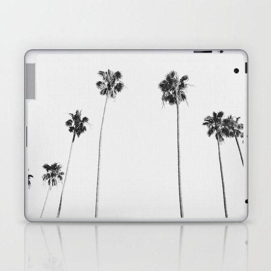 Black & White Palms Laptop & iPad Skin
