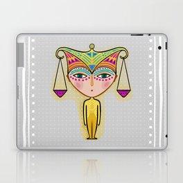 libra zodiac sign Laptop & iPad Skin
