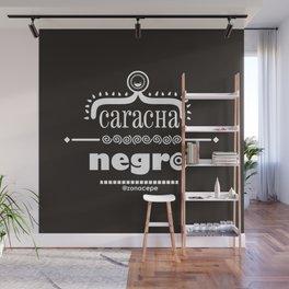 Caracha Negro Wall Mural
