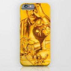 O Mundo de Steven Spielberg - Série Ouro Slim Case iPhone 6s