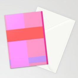 Krypton Neon Stationery Cards