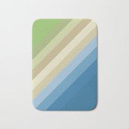 Rainbow of colors 2 Bath Mat