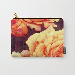 Dzeltenā roze Carry-All Pouch