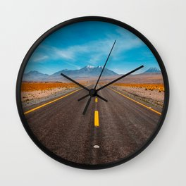 Slow Ascension Wall Clock
