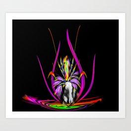 fertile imagination 6 Art Print