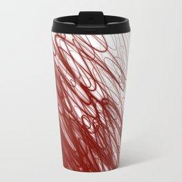 Red Flow Travel Mug