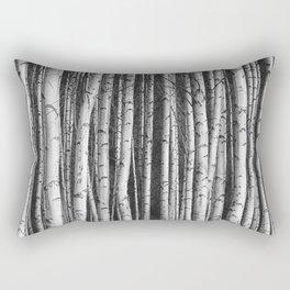 Birch || Rectangular Pillow