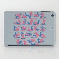 politics iPad Cases featuring Bipartisan Politics by Jeff Szuc