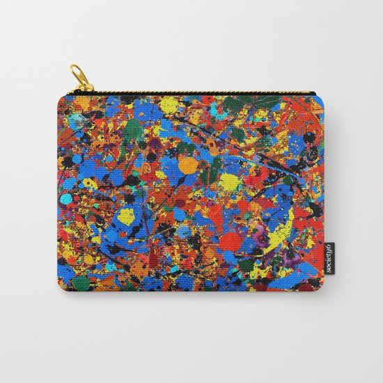 Abstract #744 Veronica Carry-All Pouch