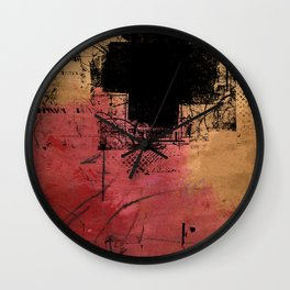 ST 6 Wall Clock