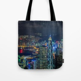 HONG KONG 27 Tote Bag