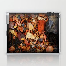 The Walk Through The Colored Stones  Laptop & iPad Skin