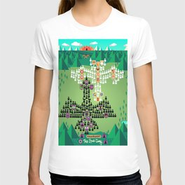 Mahabharata War - 2nd Day T-shirt
