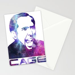Space Cage Rage! Stationery Cards
