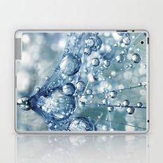 Sparkling Dandy in Blue Laptop & iPad Skin
