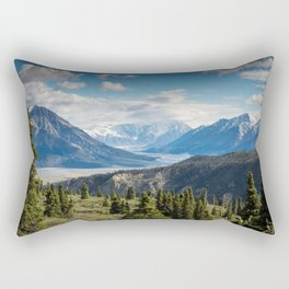 Great Outdoors Rectangular Pillow