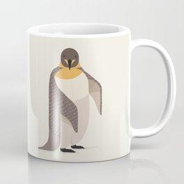 Whimsical Emperor Penguin Coffee Mug