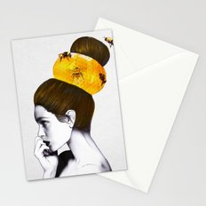 The Bee Hive Stationery Cards