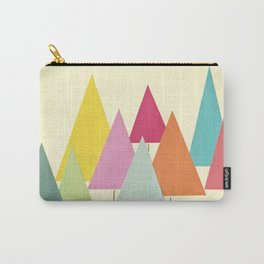 Fir Trees Carry-All Pouch