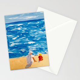 Beach Memories Stationery Cards