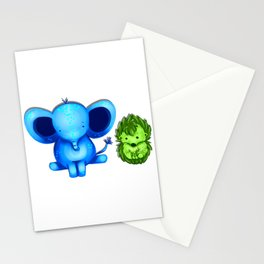 Nuggets! Stationery Cards
