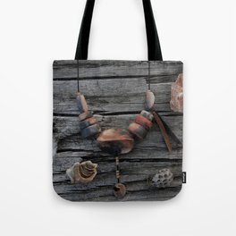Tribal treasures Tote Bag