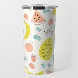 Fruity Travel Mug