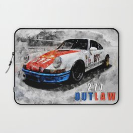 Magnus Walker, Outlaw 277 Laptop Sleeve