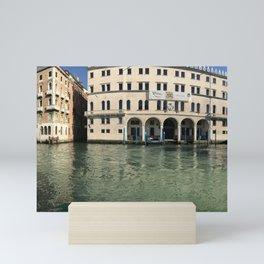 Rialto Bridge in Venice Mini Art Print