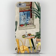 Cats Cacti and a Dog iPhone 6s Plus Slim Case