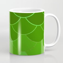 Green Scales Coffee Mug