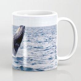 Humpback Whale Ocean Coffee Mug