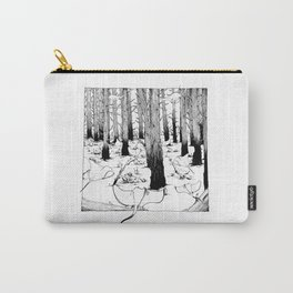 The Meeting Carry-All Pouch