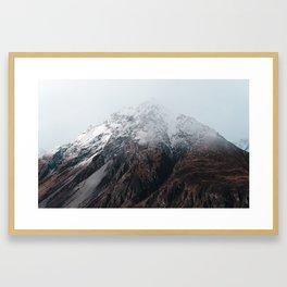 Summit Longing Framed Art Print