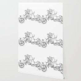 Astronomy Cat Wallpaper