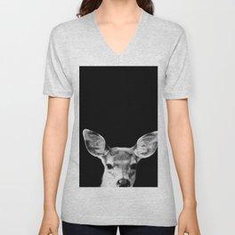 Deer Me Unisex V-Neck