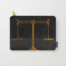 The Balance of Scales Carry-All Pouch