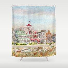 Cape May Promenade Shower Curtain