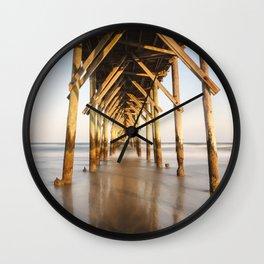 Pier III Wall Clock