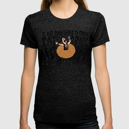 Last Bagel Caress T-shirt