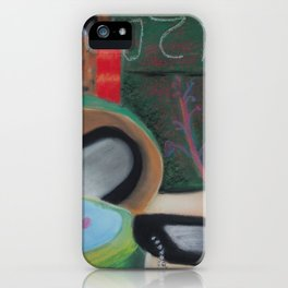 Waterfall Wall iPhone Case