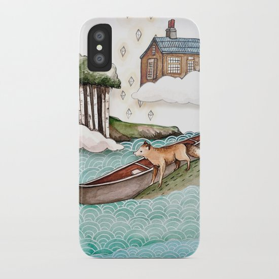 The Day We Saw the Sun Come Up iPhone Case