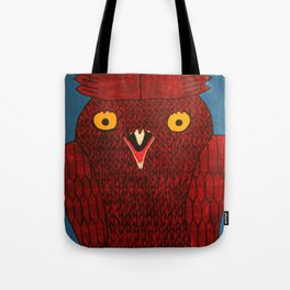 Not So Wise Tote Bag