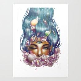 ThirdEye Art Print