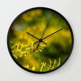 Secret Souls Wall Clock