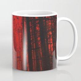 Crimson Vancouver Forest Coffee Mug