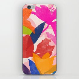 lily 16 iPhone Skin